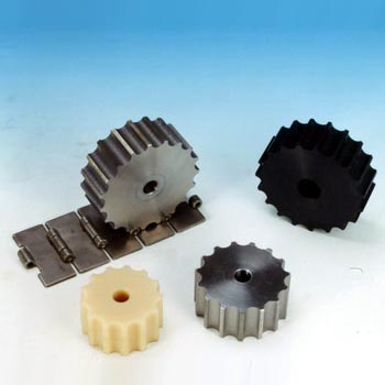 Flat-Head Conveyor Sprockets